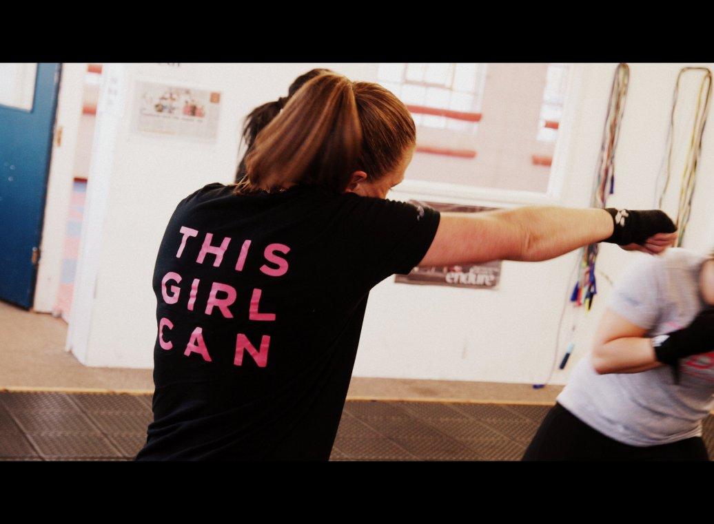 Womens Boxing Club