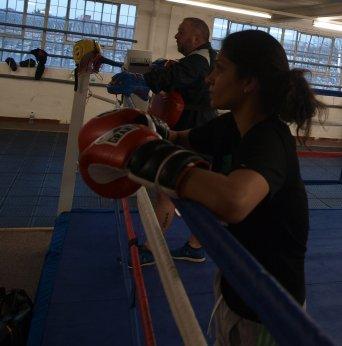 womens boxing club birmingham