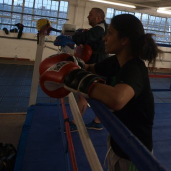 womens boxing club birmingham